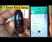 how to connect m3 smart band with mobile | How To Connect M3 Smart Band To Mobile | M3 Smart Band | m3 smart band how to ...