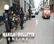 The PNP admitted that it has not received reports of any possible terror attacks in the country following the advisory released by Japan a few days ago. (Keith Bacongco)<br/>