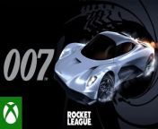 Get 007's very own hybrid supercar, the Aston Martin Valhalla, in Rocket League on October 7!<br/><br/>007's Aston Martin Valhalla, a marvel of British engineering, features a sophisticated design with a mid-engined 950PS gasoline/battery electric powertrain, making it the first hybrid vehicle in Rocket League! Check out this sleek supercar in the trailer above. The car, which has a Dominus Hitbox, comes with a Reel Life Decal specific to Valhalla, a unique Engine Audio, and signature Valhalla Wheels. Add it to your inventory for 1100 Credits.<br/><br/><br/>#RocketLeague #AstonMartinValhalla #RocketLeagueJamesBond